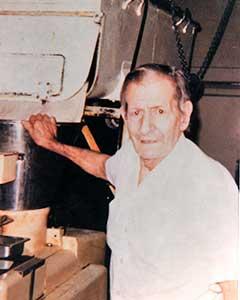 Photo of Mario DeBenedetti