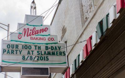 Milano Bakery Inc. 100th Birthday Celebration